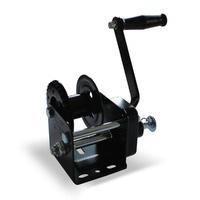 treuil manuel avec cliquet anti-retour capacite jusque 727 kg pour cable 5mm et 6mm