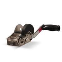 treuil inox de traction et halage manuel pour cable diametre 5 mm longueur 10m ou 15 metres