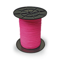 drisse polypropylene rose bobine de 100 a 1000 metres diametre 1,5 mm et 2,5 mm