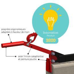 pince a bordure manuelle poignee ergonomique