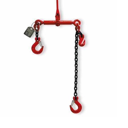tendeur de chaine a cliquet et crochets d arrimage diametre 6mm a 13mm