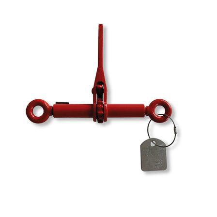 tendeur a cliquet arrimage 2 anneaux pour chaine diametre 6mm a 16mm
